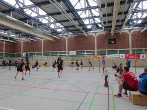 """Volleyballturnier 2019 """"70"""""""