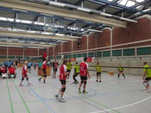 """Volleyballturnier 2019 """"75"""""""