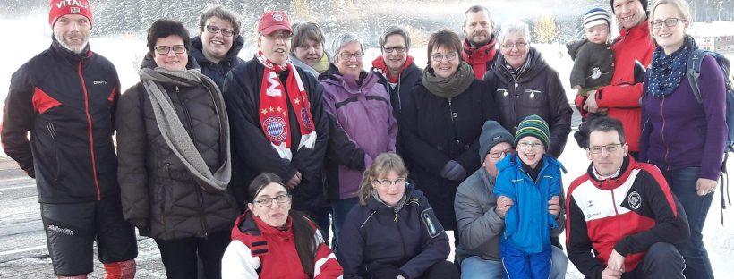 """Wintersporttag 2017 """"7a"""""""