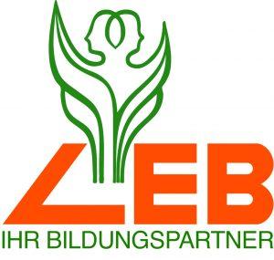 """Logo """"LEB"""""""