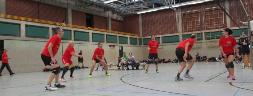 "Volleyballturnier 2017 ""b"""