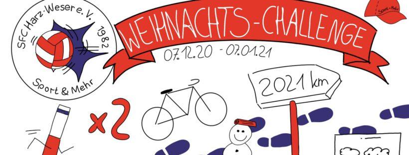 """Weihnachts-Challenge 2020 """"1a"""""""
