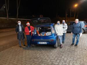 """Weihnachtsmobil """"2"""""""