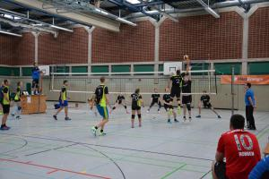 "Volleyballturnier 2019 ""10f"""