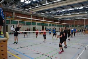 "Volleyballturnier 2019 ""13"""
