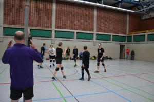 "Volleyballturnier 2019 ""21"""