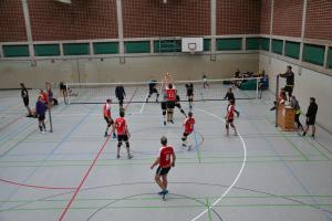 "Volleyballturnier 2019 ""38"""