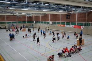 "Volleyballturnier 2019 ""40"""