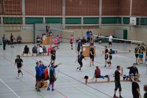 "Volleyballturnier 2019 ""45"""