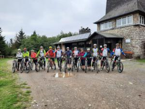 """Mountainbike 2021/Wochenende """"68"""""""