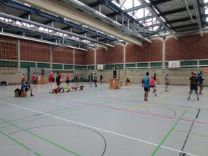 "Volleyballturnier 2019 ""48"""