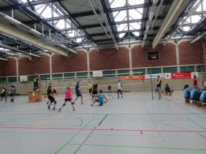 "Volleyballturnier 2019 ""49"""