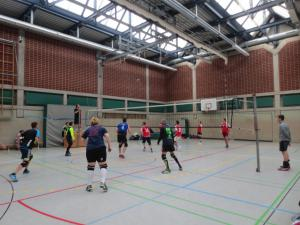 "Volleyballturnier 2019 ""52"""