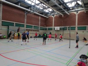 "Volleyballturnier 2019 ""53"""