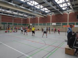 "Volleyballturnier 2019 ""54"""