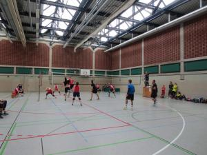 "Volleyballturnier 2019 ""56"""