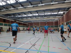 "Volleyballturnier 2019 ""58"""