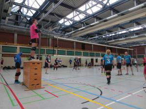 "Volleyballturnier 2019 ""59"""