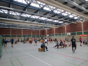 "Volleyballturnier 2019 ""60"""