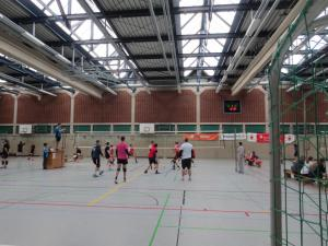 "Volleyballturnier 2019 ""61"""