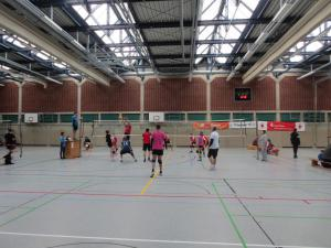 "Volleyballturnier 2019 ""62"""
