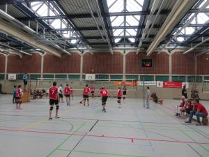 "Volleyballturnier 2019 ""63"""