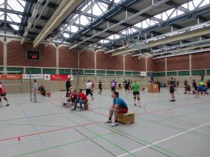 "Volleyballturnier 2019 ""64"""