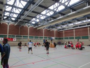 "Volleyballturnier 2019 ""69"""