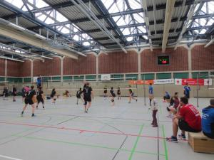 "Volleyballturnier 2019 ""70"""