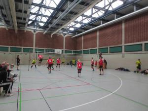 "Volleyballturnier 2019 ""71"""