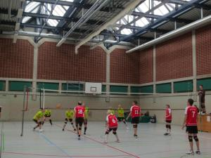 "Volleyballturnier 2019 ""73"""