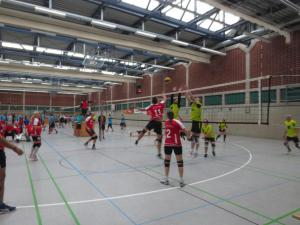 "Volleyballturnier 2019 ""76"""
