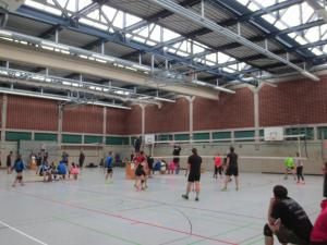 "Volleyballturnier 2019 ""77"""