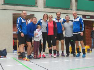 "Volleyballturnier 2019 ""92"""