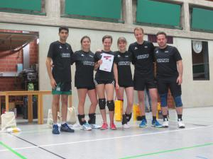 "Volleyballturnier 2019 ""93"""